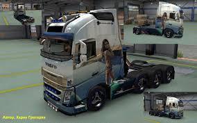 2013 volvo truck volvo fh 2013 in sea skin modhub us