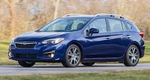 2017 subaru impreza sedan blue 2017 subaru impreza bodes well for brand s future consumer reports