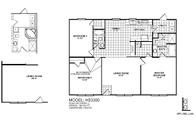 3 bedroom 2 bath mobile home floor plans 100 oak creek modular home floor plans oak creek 4512 45x64