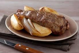 comment cuisiner du veau recette de filet mignon de veau et pommes de terre fondantes facile
