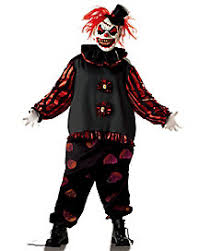 scary clown costumes scary clowns couples costumes spirithalloween