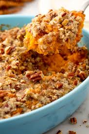 best sweet potato casserole recipe how to make sweet potato