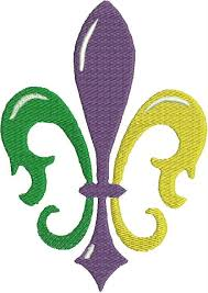 fleur de lis mardi gras mardi gras fleur de lis new orleans tuesday machine