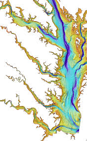 Map Of Mason Ohio by Chesapeake Bay Geology And Sea Level Rise