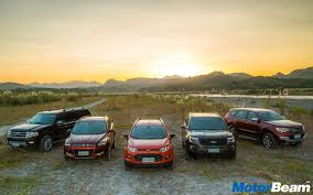suv ford ford suv experience adventure philippines motorbeam indian