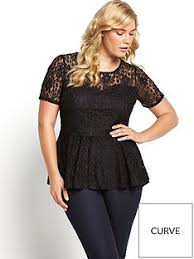 plus size tops plus size evening tops for women very co uk