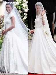 wedding dress for big arms wedding ideas pippa middletons wedding dress kate