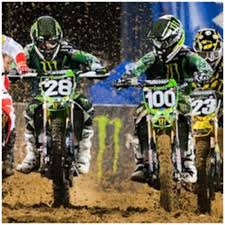 pro motocross riders monster energy pro circuit kawasaki riders ready for final race in