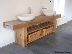 Shabby Chic Bathroom Vanity Unit by Oak Wash Stand Bathrooms Pinterest Wash Stand Sinks And Bath