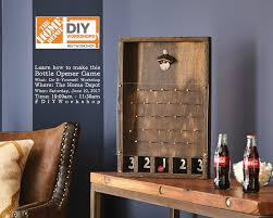 Homemade Wood Stain Learn To Make Natural Stain At Home by Home Depot Diy Bottle Opener Game