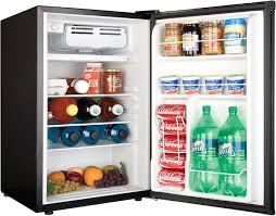 haier hc46sf10sv 21 inch compact refrigerator with 4 5 cu ft