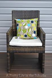 Paint For Outdoor Plastic Furniture by Fixing Outdoor Rattan Furniture A Pretty Life In The Suburbs