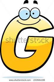 illustration letter c smiling happy stock vector 222684097