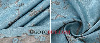 Designer Material For Curtains Excellent Designer Fabric Curtains With Floral Patterns For Home
