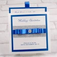 Royal Blue Wedding Invitations Gorgeous Couture Wedding Invitation In Ivory Light Pink And