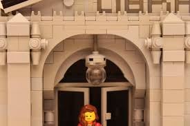lego ideas modular library