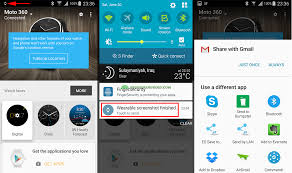 how to take screenshots on android how to take screenshots on android wear howto highonandroid