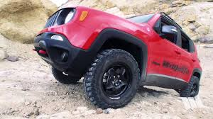 jeep banshee trailhawk traction jeep renegade steep hill climb out of last
