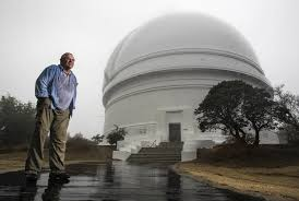 palomar observatory telescope is 65 but not retiring the san