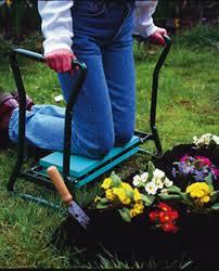 Garden Kneeler Bench Folding Garden Kneeler And Bench
