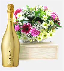 next day delivery gifts prosecco and flowers price inc next day delivery