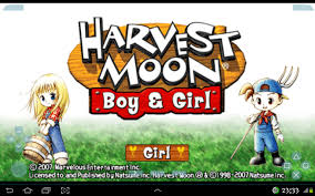 emuparadise harvest moon animal parade zhoya harvest moon back to nature android