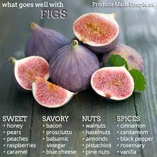 What Goes Well With Blue What Do Figs Go Well With Produce Made Simple