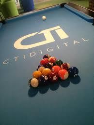 Smart Pool Table Cti Digital On Twitter