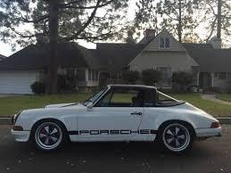 custom porsche 911 for sale 1973 porsche 911 rs window targa cool custom 97 5k for