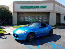 nissan 370z custom blue official custom paint wrap thread page 2 nissan 370z forum