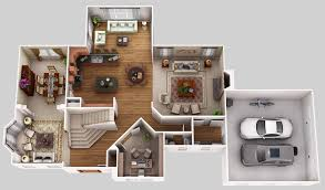 beauteous 50 3d house floor plan decorating inspiration of 3d
