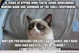 Funny Memes Cats - 10 years of hyping cat meme cat planet cat planet