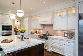 Traditional White Kitchens - kitchen breathtaking kitchen backsplash ideas with white cabinets
