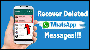 how to restore deleted messages on android how to recover deleted whatsapp messages in android phone
