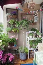 Garden In Balcony Ideas Garden In Small Balcony Greenfain