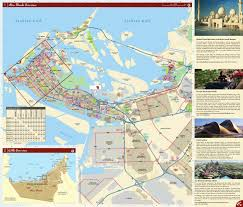 State Series Quarters Collector Map by Abu Dhabi Map By Visit Abu Dhabi Issuu
