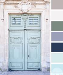 door accent colors for greenish gray french mint combination colors stone walls and doors