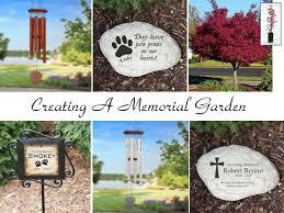 Backyard Gift Ideas Ideas For Creating A Memorial Garden Memorialgarden Creating A