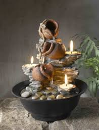Water Fountain Home Decor Reason Using Tabletop Battery Operated Water Fountain U2014 Great Home