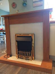 argos electric fireplace suite in good condition in durham