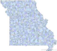 Map Of Area Codes Service Area Map Coxhealth Home Support Springfield Mo 800 362 9480