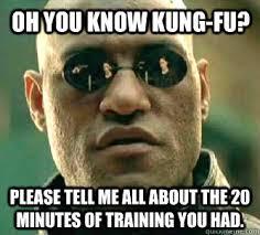 Fu Meme - kung fu memes general discussion kung fu fandom