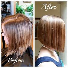 how to cut a aline bob on wavy hair straight a line bob hairstyle for women