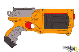 the overall concept based exactly on the halo needler nerf gun