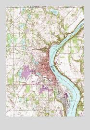 minnesota topographic map stillwater mn topographic map topoquest