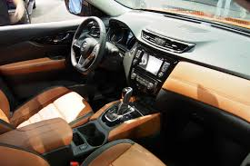 nissan rogue interior 2016 2017 nissan rogue heads to dealers with 24 760 starting price