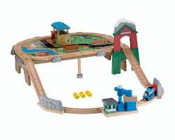 fisher price thomas the train table amazon com fisher price thomas the train wooden railway mountaintop