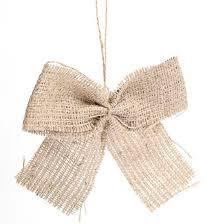 small rustic jute ribbon bow ribbon and trims craft
