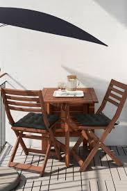 ikea outdoor table and chairs 30 outdoor ikea furniture ideas that inspire digsdigs round dining
