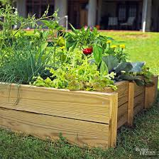 raised bed gardening how to build a raised bed garden bhg com